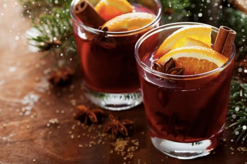 Pravý sváteční Vánoční punč, který vykouzlí sváteční atmosféru recept