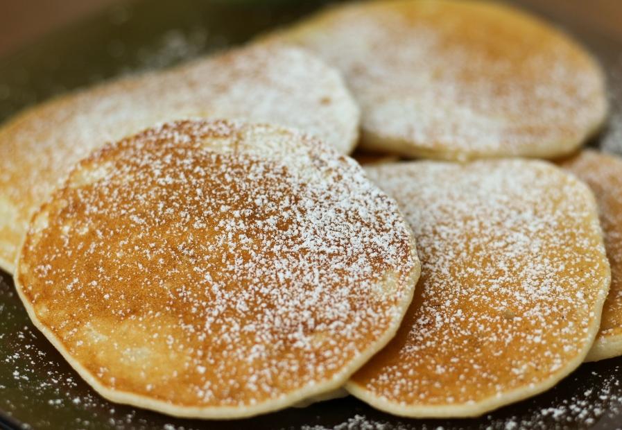 Lívanečky (nejen) k nedělní snídani